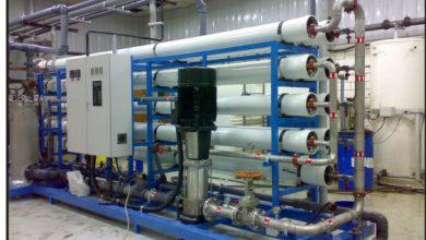 Photo of تصفیه آب صنعتی به کمک اسمز معکوس