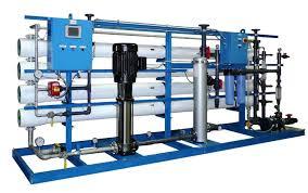 تجهیزات دستگاه تصفیه آب صنعتی