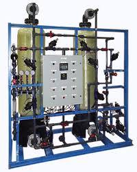 دستگاه دیونایزر- آب بدون یون