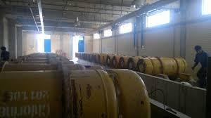 Photo of تغییر پروسه سیستم کلرزنی سه چاه در مشهد از سیستم پودری به آب ژاول