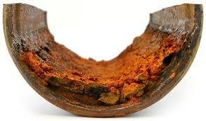 مواد ضد خوردگی فلزات
