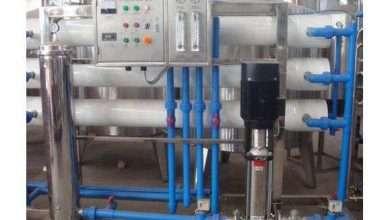 Photo of تصفیه آب دریا به روش اسمز معکوس (SWRO) آب شیرین کن