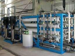 بخشهای دستگاه تصفیه آب