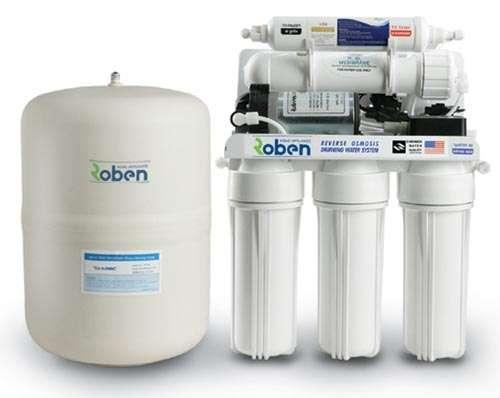 تولید آب شیرین با استفاده از توربین گاز