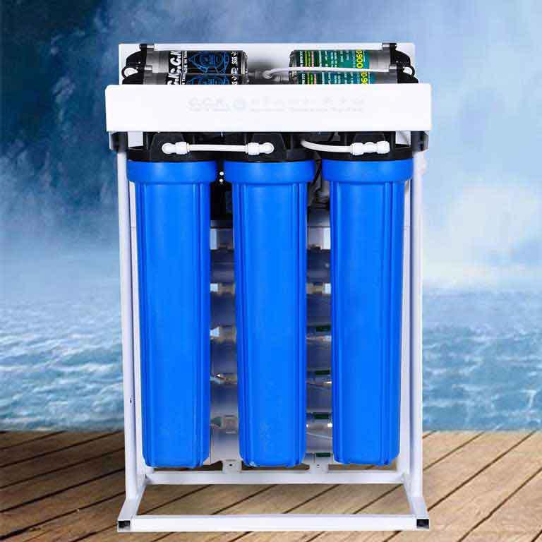 ویژگی های دستگاه تصفیه آب نیمه صنعتی