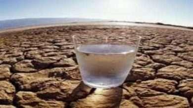 وضعیت بد ذخایر آب تهران