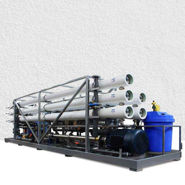 دستگاه تصفیه آب صنعتی اسمز معکوس